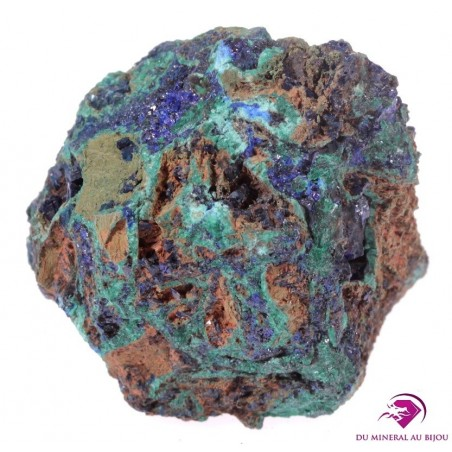 Azurite-Malachite Azma22