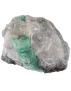 Vente de béryls - Véritables émeraudes | Minéraux et bijoux en pierres