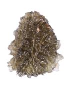 Vente de pierres et cristaux - Moldavite, pierre du chakra du cœur