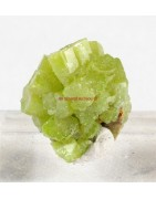 Pyromorphite - Agrandissez votre collection de minéraux et cristaux