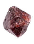 Zircon. Fragments et cristaux naturels et minéraux du monde