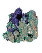 Azurite-Malachite, minéraux en ligne