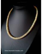 Vente, achat de colliers en minéraux