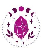 Vente de minéraux de différentes couleurs