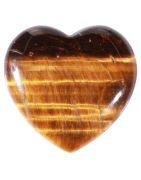 Cœur en minéraux, pierres naturelles   Vente en ligne - Du Minéral au Bijou