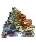 Bismuth, boutique de minéraux, bijoux et livres