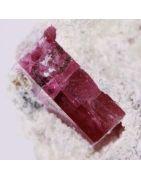 Bixbite, béryl rouge. pierre de soin en lithothérapie