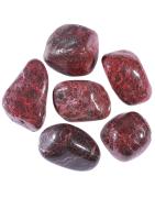 Cristaux et pierres roulées de Cinabre - Boutique spécialisée en ligne